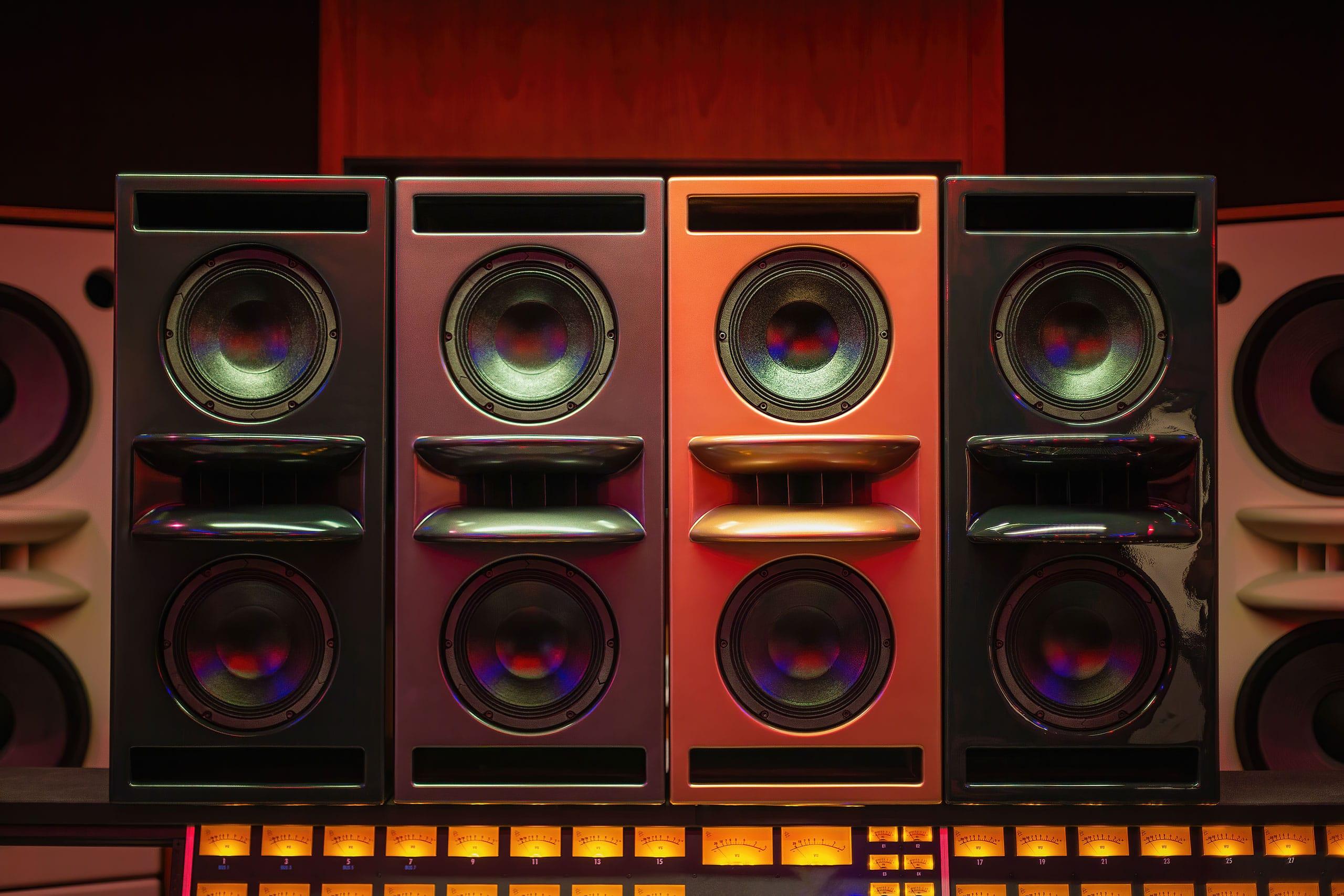Symphonic Acoustics Mad Oak Studios